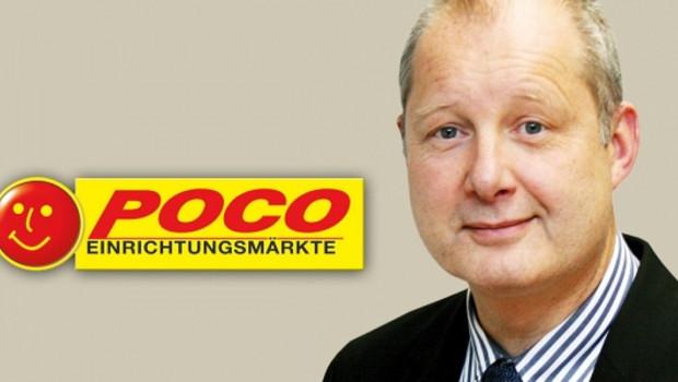 """Beklagt """"willkürliche Marktverzerrung"""" in Zuge der jüngst beschlossenen Teil-Öffnung der Bundesregierung: Thomas Stolletz, Geschäftsführer der Poco-Einrichtungsmärkte GmbH."""