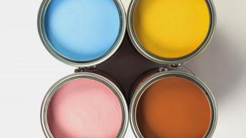 Moderates Wachstum am Schweizer Markt für Farben und Lacke