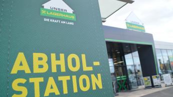 Lagerhaus eröffnet Flagshipstore mit neuem Konzept