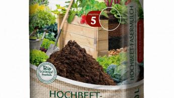 Bio-Mulch fürs Gemüse