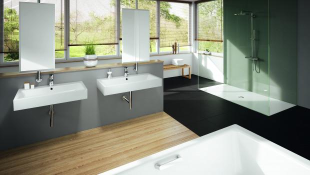 Das Bad nimmt für die Bundesbürger einen hohen Stellenwert im eigenen Zuhause ein. Bild: Kaldewei