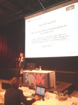 Synlog-Tag 2014