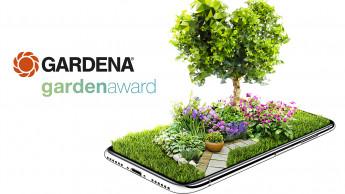 Die Finalisten für den Gardena garden award stehen fest