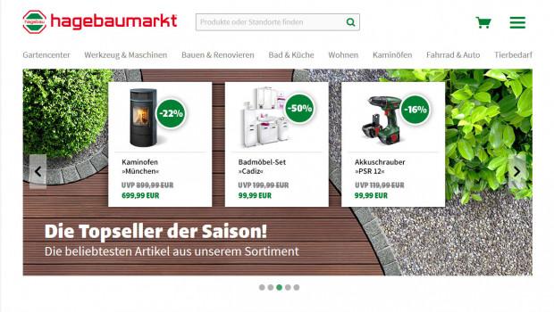Den EHI-Berechnungen zufolge ist hagebau.de der umsatzstärkste Online-Shop im DIY-Bereich.
