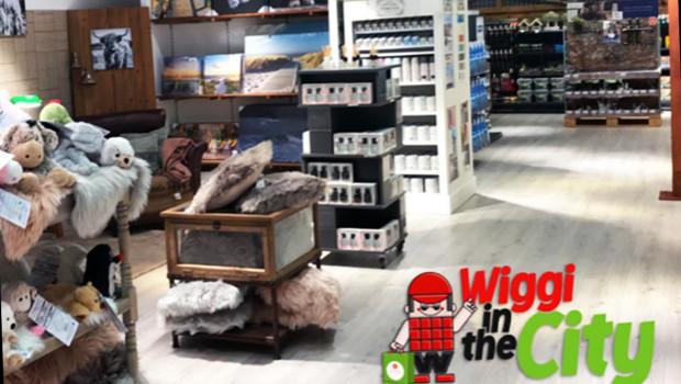 In dem neuen Store gibt es mehr als die gewohnten Baumarkt-Artikel zu kaufen.