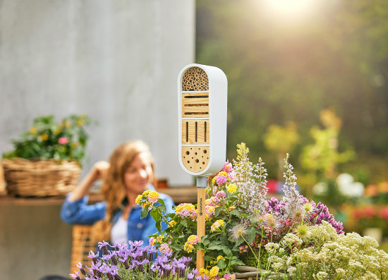 Gardena, Insektenhotel, ClickUp!