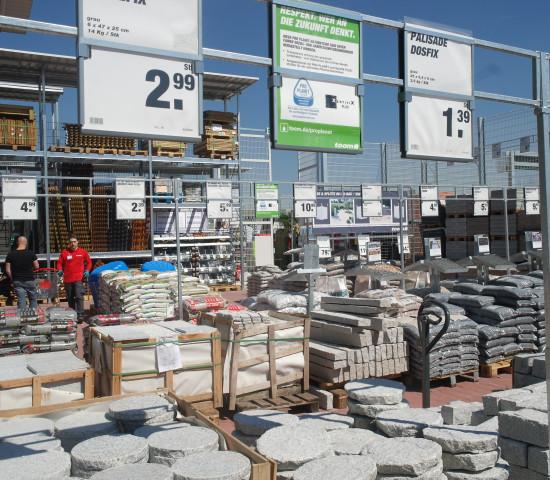 Auch bei Toom Baumarkt jetzt vertreten: Stihl mit seinem Shop.