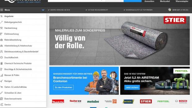 Unter den von dem DISQ ausgezeichneten Online-Shops ist in diesem Jahr auch der von Contorion.