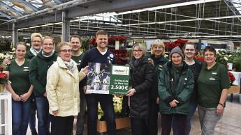 Dehner Hilfsfonds unterstützt deutsche und österreichische Tafeln