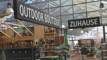 Hohe Wachstumsraten bei DIY sinkend, im Garten wieder steigend