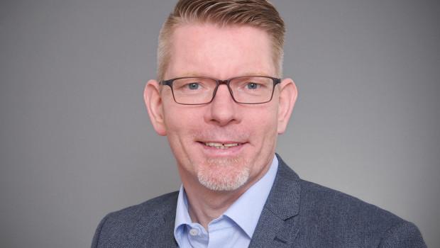 Bernd Runge, Vertriebsleitung für Dach- und Wandelemente bei Steico SE.