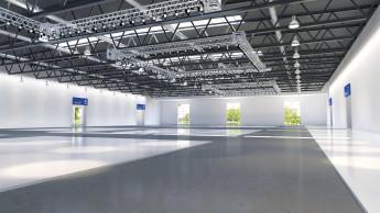 Neue Aufplanung der IPM wegen Modernisierung in Essen