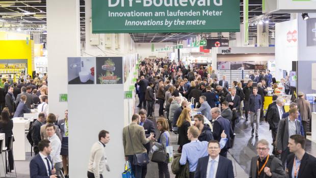 Der 2016 erstmals eingerichtete DIY-Boulevard hatte sich auf der Internationalen Eisenwarenmesse im März dieses Jahres als Besuchermagnet erwiesen.