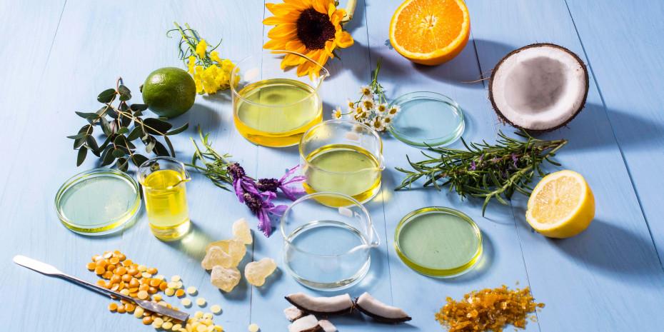 Auro, Natürliche Rohstoffe