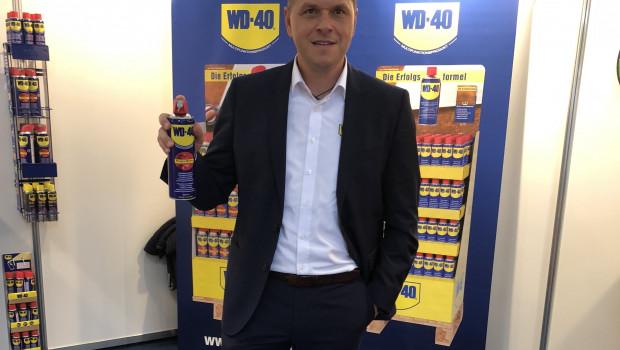 Ferdinand Weber ist jetzt Sales Director Germany and Austria bei WD-40.