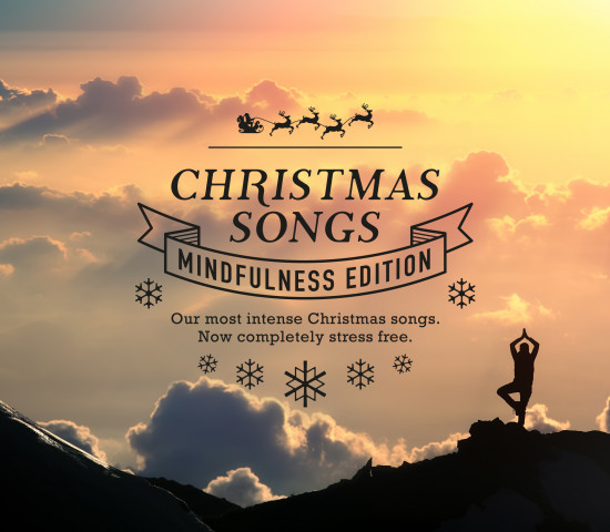 """Die """"Mindfull Edition"""" von Weihnachtsmusik à la Clas Ohlson."""