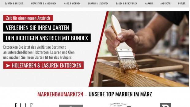 Die Markenbaumarkt24 GmbH geht mit der Schmidt's Handelsgesellschaft mbH eine strategische Partnerschaft ein.