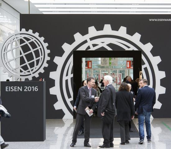 Bereits zum dritten Mal wurden auf der Internationalen Eisenwarenmesse in Köln die Eisen Awards verliehen.