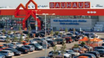 Bauhaus ist jetzt auch in der Slowakei präsent