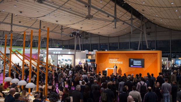 1.615 Aussteller und 45.000 Fachbesucher aus mehr als 100 Nationen kamen zur Domotex nach Hannover.
