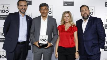 Nespoli Deutschland gehört zu den Top 100