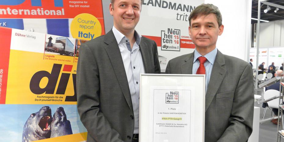 Thorsten Rosebrock, Landmann. Rainer Strnad, Dähne Verlag