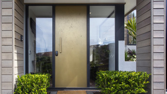 Haustürenmarkt trotz Corona 2020 mit 3 Prozent Plus