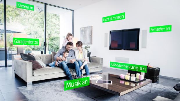 2,2 Millionen Verbraucher in Deutschland nutzen laut einer Studie bereits Smart-Home-Produkte.