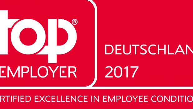 Das Research-Unternehmen Top Employers Institute zeichnete Obi als einen der Top Employer Deutschland 2017 aus.