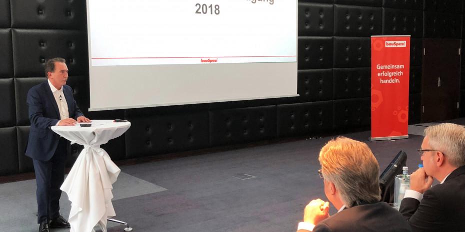 Bauspezi-Treffen, Köln, NBB-Gründer, Tony A. Farkas