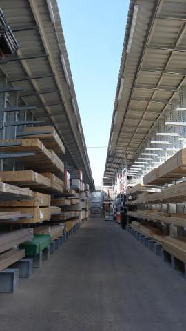 In Alzey öffnet heute der dritte Compact-Baumarkt von Hornbach.