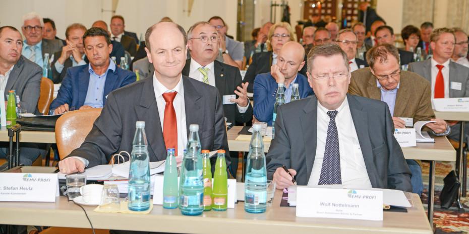 Mitgliederversammlung EMV-Profi