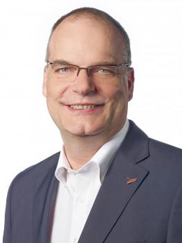 Zufrieden mit den aktuellen Quartalszahlen: Holzland-Geschäftsführer Andreas Ridder.