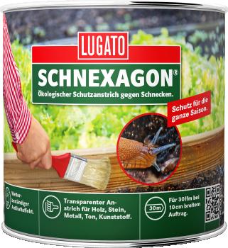 Lugato, Schutzanstrich, Schnexagon
