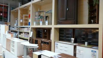 Bau- und Gartenmärkte verlieren bei Möbeln