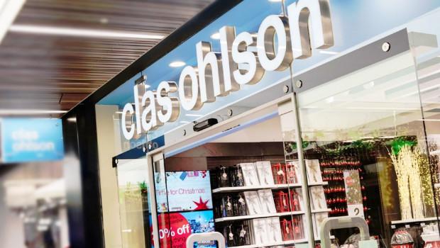 Clas Ohlson betreibt zur Zeit 235 Märkte vor allem in Schweden, Norwegen und Finnland, aber auch in Großbritannien und Deutschland.