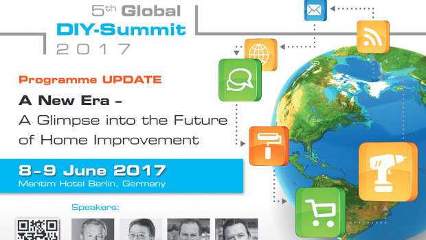 Edra/Ghin und Fediyma, die Veranstalter des Global DIY Summit, haben ein Update des Kongressprogramms im Juni veröffentlicht.