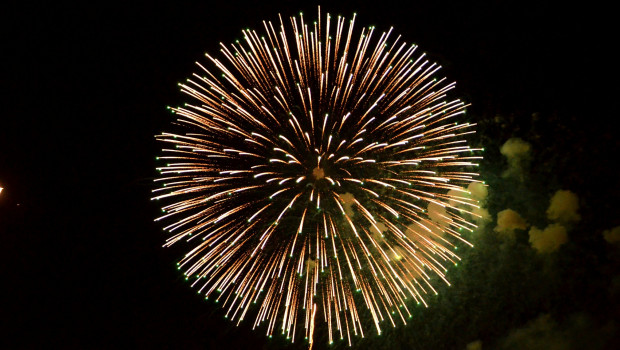 Auch diese Feuerwerksrakete kam mit großer Wahrscheinlichkeit aus China. Foto: Pixabay/Cheol Lee