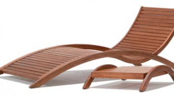 Holz in Form gebracht