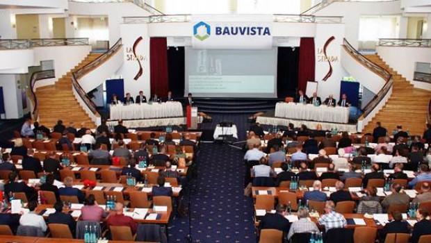 Die diesjährige Gesellschafterversammlung der Bauvisat fand in Kassel statt.