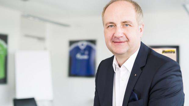 Die neu gegründete  Remira Group wächst. Im Bild Thomas Sindermann, CEO der Unternehmensgruppe.