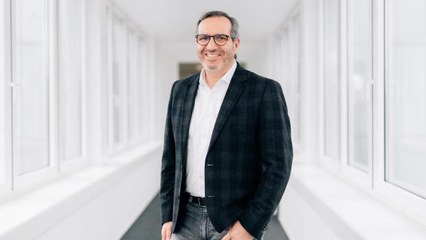 Salvatore Figliuzzi verantwortet seit Januar den Bereich Marketing & Design.