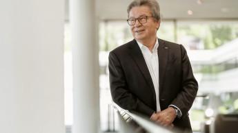 Prof. Klaus Fischer feiert 70. Geburtstag