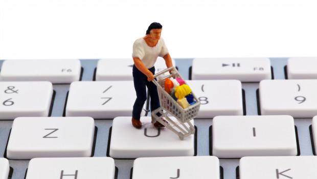 Die SAP-Technologie erlaubt die Datenauswertung über das aktuelle Kaufverhalten eines Kunden in Echtzeit. Foto: Fotolia, Gina Sanders
