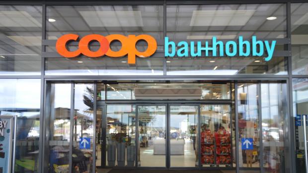 Die Baumarkt-Vertriebslinie der Schweizer Coop hat derzeit 74 Verkaufsstellen.