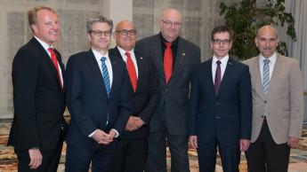 EMV-Profi- und Baustoffring-Mitglieder segnen Fusion ab
