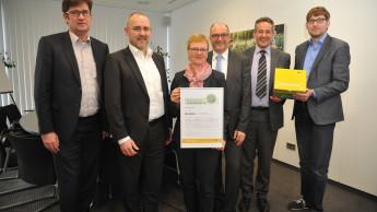 Deutsche Husqvarna-Standorte nutzen 100 Prozent Ökostrom