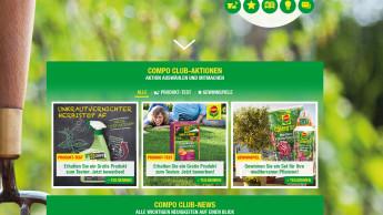 Compo eröffnet Club im Netz