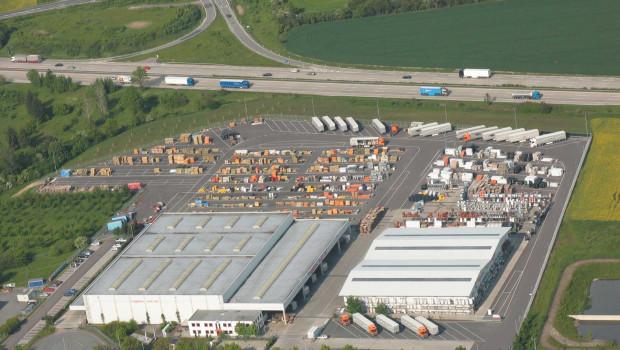 Durch die weitere Investition in das Hagebau-Zentrallager Schleinitz wird sich die Logistikfläche bis 2016 um 6.000 m² vergrößern.