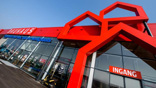 Der vierte Bauhaus-Standort der Niederlande befindet sich in Den Hoorn.